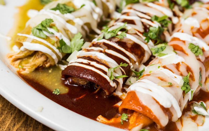 Mexican/Southwestern Cuisine