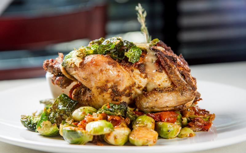 Upscale Southern Cuisine