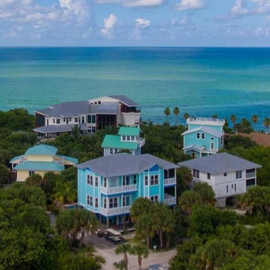 North Captiva Island Club Resorts