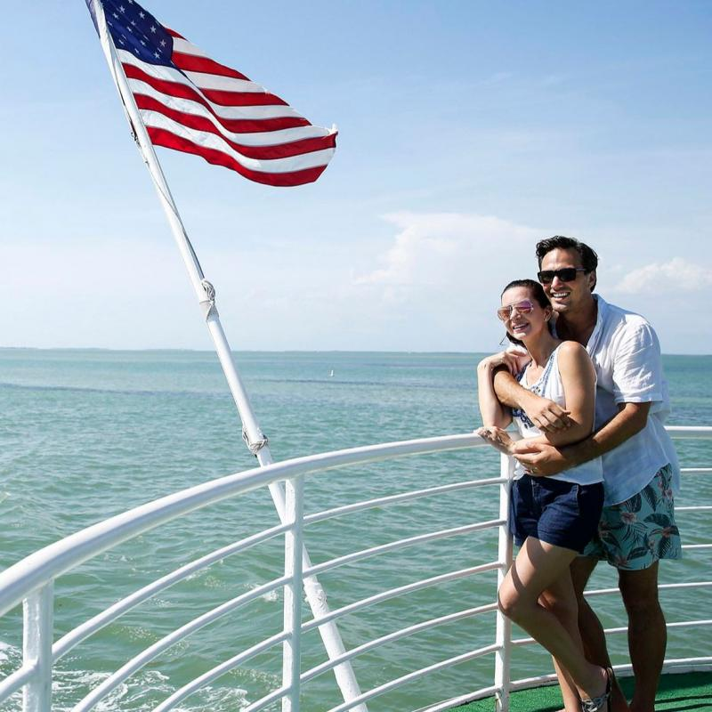 Captiva Cruises at South Seas Resort